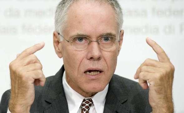 Hatte einen guten Staatsvertrag ausgehandelt und schon damals vor den Folgen einer Ablehnung gewarnt: Der damalige Verkehrsminister Moritz Leuenberger