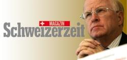Schweizerzeit Magazin auf Schweiz 5.