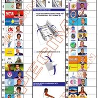 Wahlen in Madagaskar (2): 33 Kandidaten
