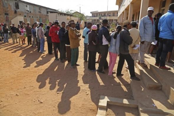 Wahlen Madagaskar 2013
