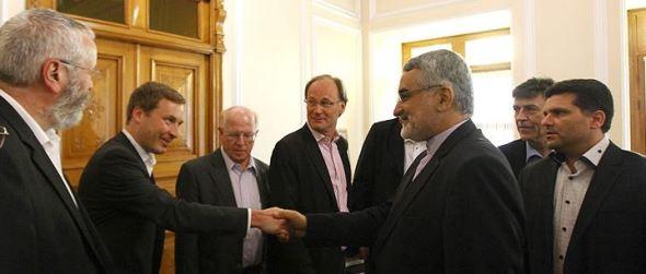 Reimann Iran